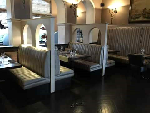Projectstoffering – Restaurant San Marco